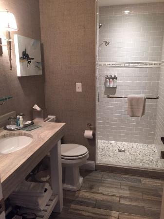 Kennebunk, Μέιν: Bathroom