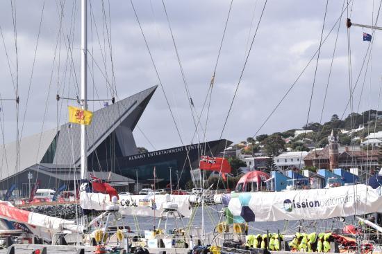 Albany Entertainment Centre : From the Marina