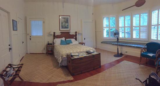 Shipman House Bed and Breakfast Inn: Mauka Room