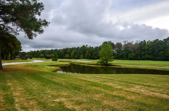 Crow Creek Golf Course : nice place