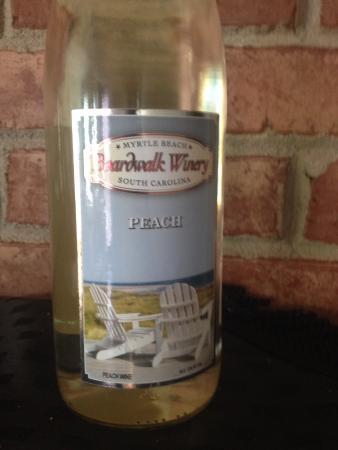 Boardwalk Winery Myrtle Beach South Carolina