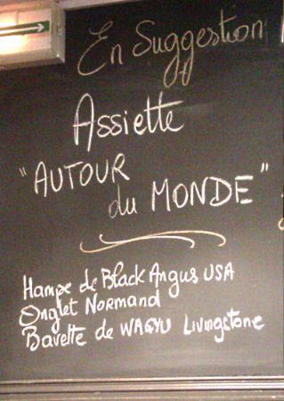 Autor de monde photo de la table du boucher lille tripadvisor - La table du boucher lille ...