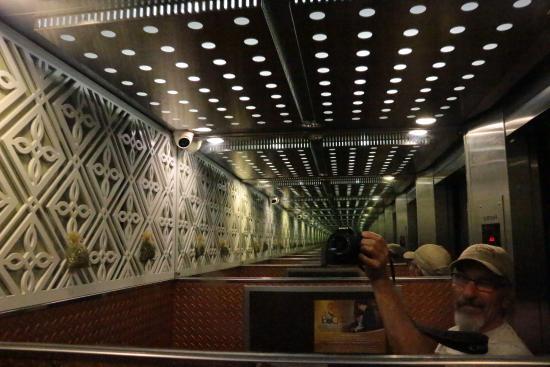 Infinity In The Elevator Picture Of Korapura Resort