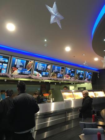 Andrews Fast Food Emporium
