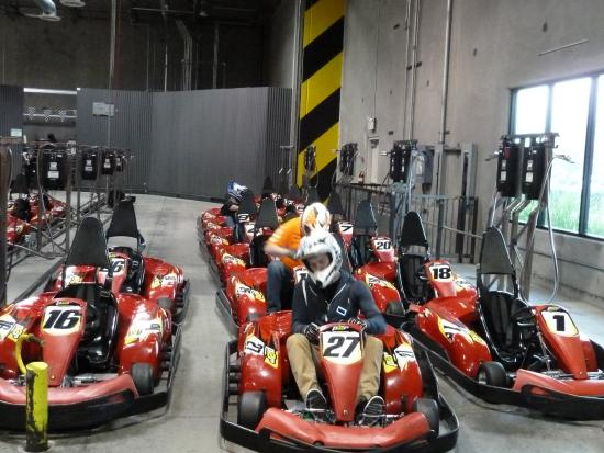 Pole Position Raceway: Ready to Race