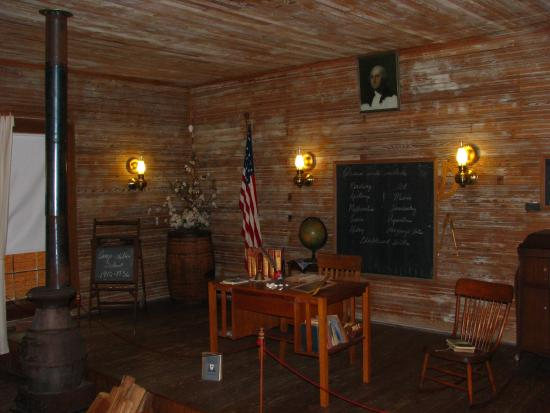 Camp Walton Schoolhouse