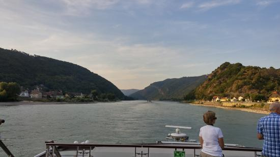 Danube-Ipoly National Park, Hungary: tranquil, beautful, and very interesting. I loved seeing the families camping/waving from the be