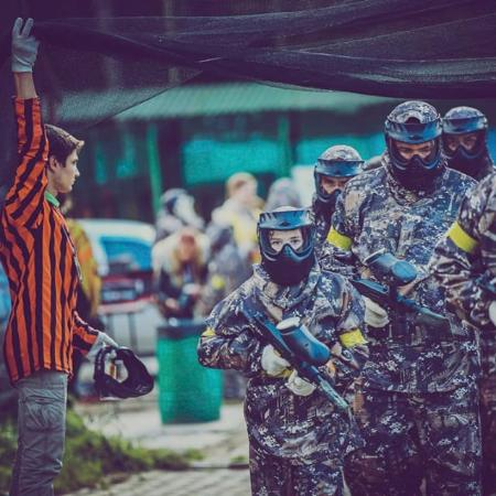 Top Gun Paintball Club