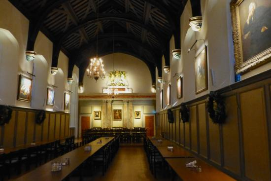 Jesus College Great Hall