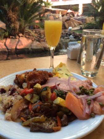 Flamingo Las Vegas Breakfast