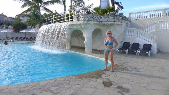 Cofresi Palm Beach Spa Resort Pool View