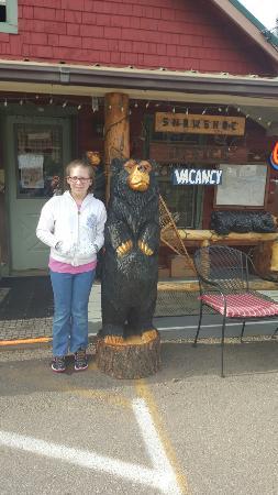 Creede Snowshoe Lodge: 20150613_075003_large.jpg