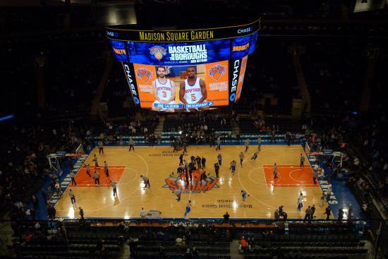 Madison Square Garden It Worth A Visit