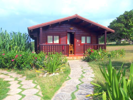 Cayo Saetia Island