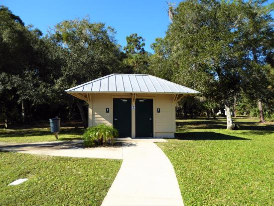 Ormond Tomb Park: New facilities