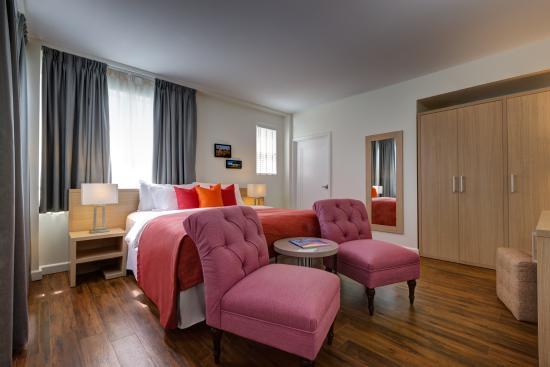 Villa Italia Hotel: King Deluxe