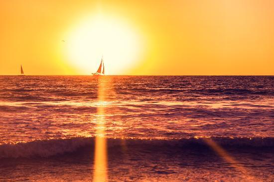 Playa del Rey Beach - Picture of Playa Del Rey Beach, Los ...