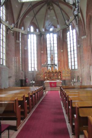 Gromitz, Jerman: Kapelle