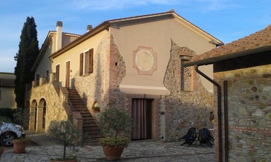 Orciatico, Włochy: apartman