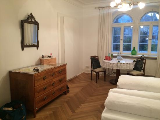 Ottmanngut Suite and Breakfast: La suite Unter den linden