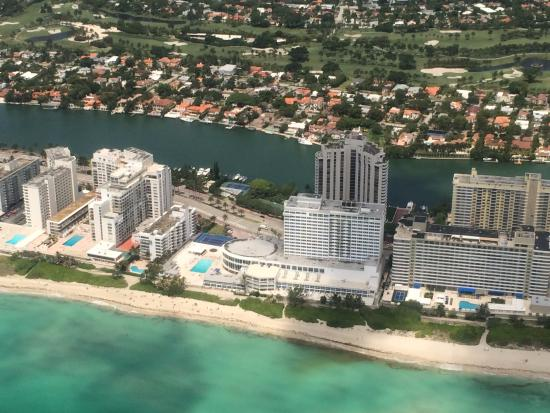 New Point Miami Beach Apartments Vista Aerea Del Hotel