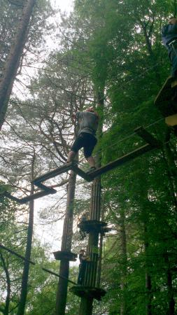 Bolton, UK: Go Ape 2