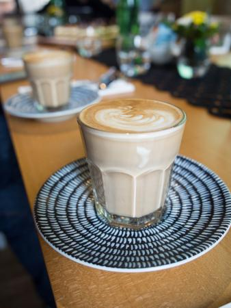 Taste & See: Well-prepared latte