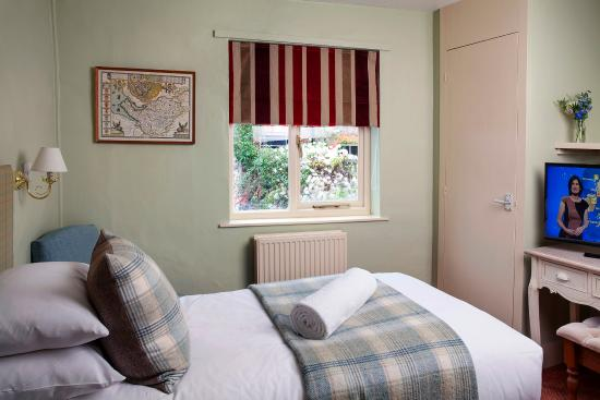 White Hart Hotel: Single Cabin Room