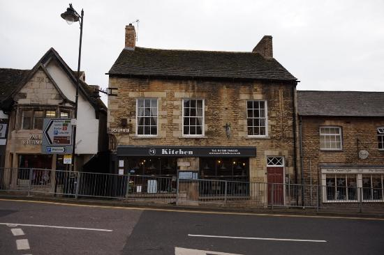 The Kitchen Castle Street Stamford Picture Of No1