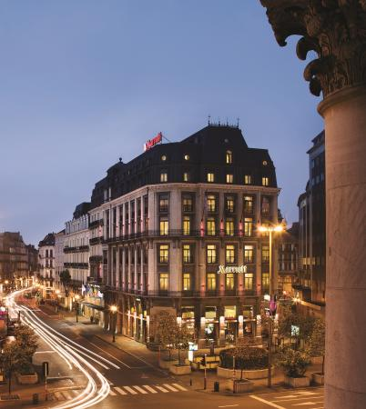 Brussels Marriott Hotel Grand Place: Exterior