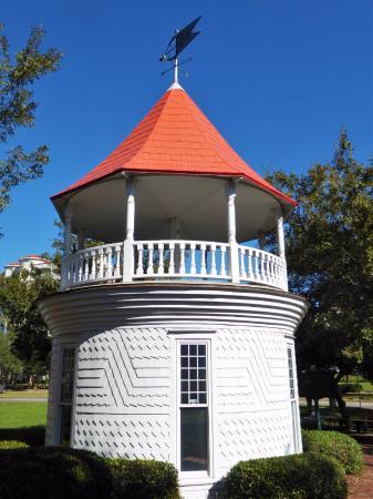 Fortunato Park: Hotel Ormond cupola