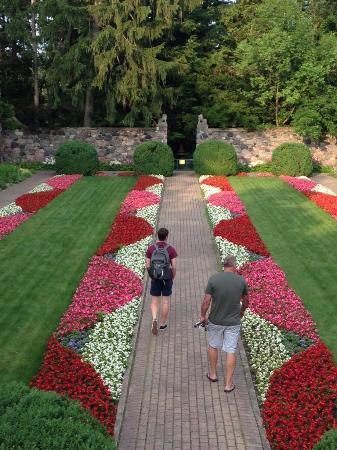 Bloomfield Hills, MI: Cranbrook Gardens