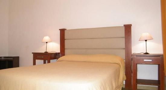 Mediterraneo Apart Hotel : Habitación