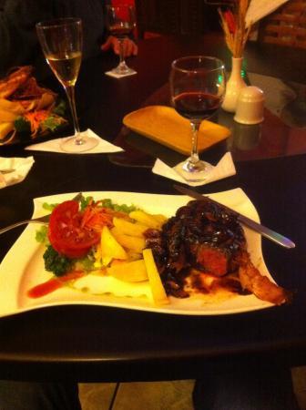 Fusion Bar & Grill Restaurant