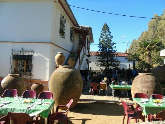 El Pedroso, Spain: Bar las Porrillas