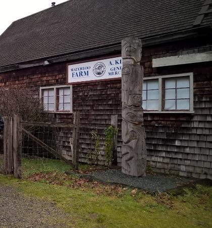 Harrison Mills, แคนาดา: Kilby Cafe
