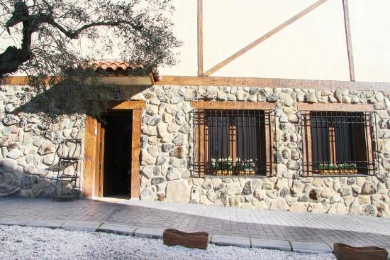 Valdefuentes, Hiszpania: patio
