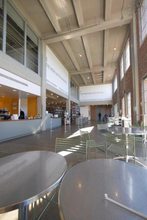 Museum Store Cafe High Spaces And Good Food Picture Of Dia
