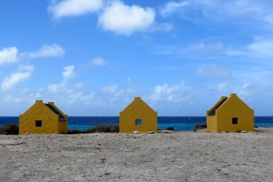 Slave Huts at Orange Pan