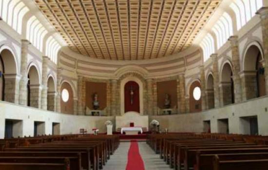 Parroquia Catedral Nuestra Senora del Rosario: Interior Catedral Faca