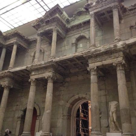 Portal Do Mercado De Mileto Bild Von Pergamonmuseum Berlin