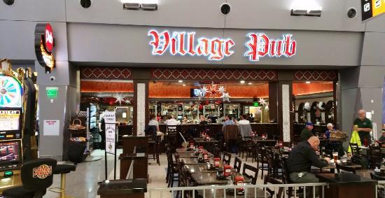 Village Pub Airport Grill