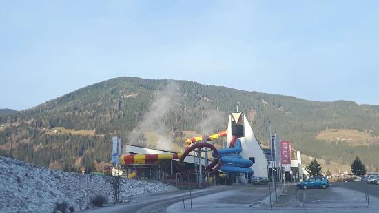 Altenmarkt im Pongau, Austria: Therme Amade