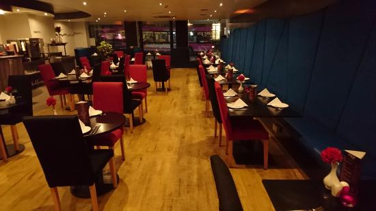 Maya Restaurant Nice Indian