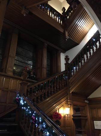 Ornate Staircase   Picture Of Mercure Aberdeen Ardoe House Hotel And Spa,  Aberdeen   TripAdvisor