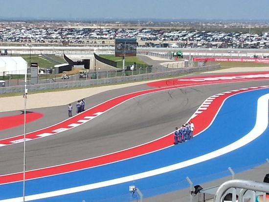 end of front straight picture of circuit of the americas austin tripadvisor. Black Bedroom Furniture Sets. Home Design Ideas