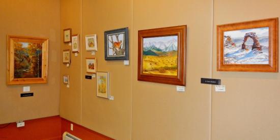 Cortez Cultural Center: Art Gallery 2