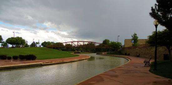 Historic Arkansas Riverwalk of Pueblo: view