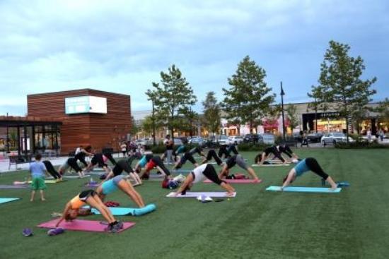 Market Street Lynnfield Yoga