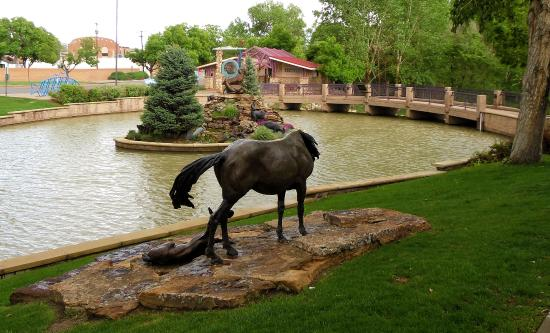 Historic Arkansas Riverwalk of Pueblo: nice